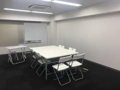 【六本木駅徒歩1分】【設備・清潔感に自信あり】洗練されたオフィスビル6階D号室