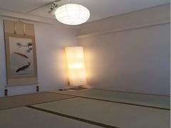 【天満宮】  ベランダ付き・和風で清潔感のあるお部屋A