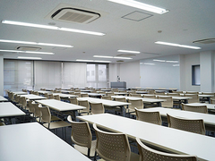 【名古屋駅徒歩5分】駅近☆24時間365日ご利用可能☆Wi-Fi無料☆3F大会議室 100名