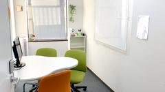 新宿 会議室【別館】知恵の場オフィス  会議室B(最大3名)