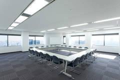【大阪ビジネスパーク駅より徒歩3分】大阪会議室 ツイン21MIDタワー会議室 6会議室【大阪全域からのアクセス良好、ハイグレードな貸し会議室】