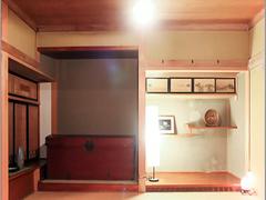 長野県/レトロポップな昭和の古民家/和室2