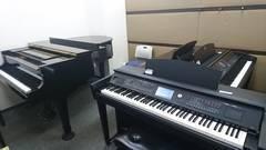 【新宿三丁目駅徒歩3分】ヤマハ楽器練習室 グランドピアノ無料レンタル!