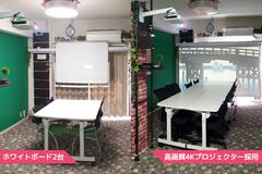 ✨角部屋✨吉祥寺2分⚡️防音設備⚡️100型シアター⚡️光ネット⚡️ガス調理⚡️会議・パーティ・ボドゲ・撮影・VR