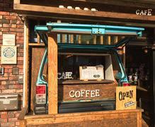 札幌円山公園駅 カフェ スペース 自家焙煎香房 PURE WORE FACTORY