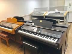 キャンペーン価格!【ヤマハ音楽教室】新宿三丁目駅徒歩0分 エレクトーン・電子ピアノ・アップライトピアノが弾ける部屋