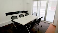 ワンコイン会議室東京 八重洲中央口会議室A
