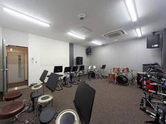 【池袋駅 徒歩3分】ヤマハの楽器練習室 ~ドラム部屋~