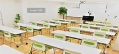 【備品全て無料!】駅近1分 30分¥1,000 飲食可能 WiFi完備 大阪 貸し会議室でお探しなら 天満橋セミナールームコクリの写真