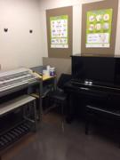 【自由が丘 徒歩3分】ミュージックアベニュー自由が丘 楽器練習室(S6ルーム)