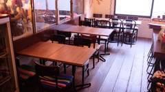 【渋谷から徒歩5分】5〜10人席・300円で打合せやグループレッスン!アットホームな空間。