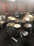【自由が丘 徒歩3分】ミュージックアベニュー自由が丘 ドラム練習室(2番ルーム)