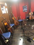【自由が丘 徒歩3分】ミュージックアベニュー自由が丘 弦楽器練習室(9番ルーム)