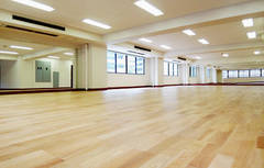 <新横浜駅3分!新横浜  多目的ホール  ダンス・レッスンに最適>※窓開閉可