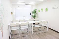 【フォレスト会議室】渋谷駅から徒歩圏内♪WiFi/プロジェクタ無料☆自然や緑の落ち着いた雰囲気★会議やミニセミナーにぴったり!