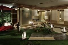 【銀座駅から徒歩3分】高級感ある純和風庭園のレンタルスペース