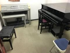 JR「弁天町」・大阪メトロ「弁天町」直結 ヤマハの音楽練習室 Lesson Room G2