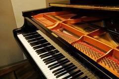 【渋谷駅徒歩7分】ヤマハの音楽練習室 ROOM21 ―グランドピアノ ヤマハ C3を弾ける小部屋の写真
