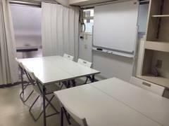 [代官山2分恵比寿5分]WiFi無料☆白い個室☆シンプルお手軽☆静かなヴィンテージマンションの一室☆コンビニ目の前☆多目的利用。