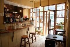 高円寺「716cafe」内装が作り込んである、とっても可愛いレンタルカフェです。