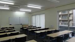 【 JR山手線 高野馬場駅  徒歩2分】WiFi・最大40人まで利用可能、明るく清潔な会議室