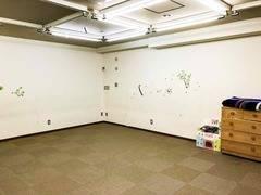 【志村三丁目駅徒歩7分、志村坂上駅徒歩10分】子連れヨガやベビーマッサージ教室に最適!板橋のオープンスペースの写真