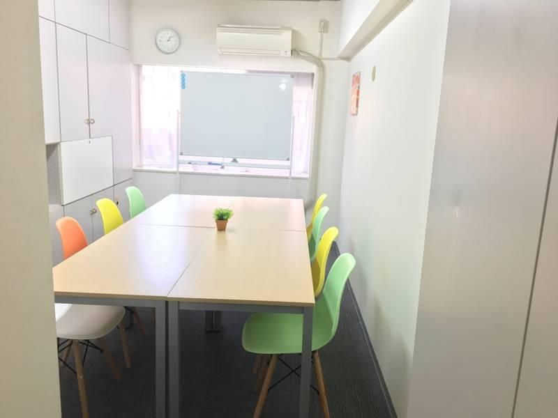 ★JR新宿駅すぐ!★ 格安 打ち合わせ・勉強会・セミナーにぴったりな個室スペースです!