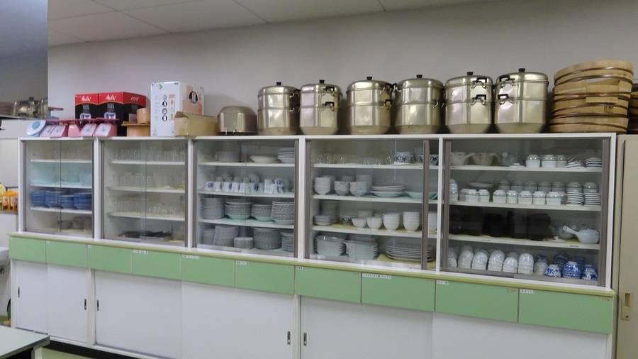 栄養実習室