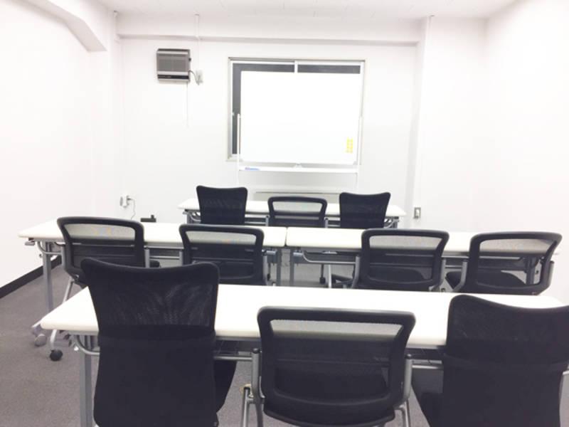 秋葉原 御茶ノ水から徒歩4分!無線LAN完備 格安 15人までの少人数で会議、ミーティング、レッスン、オフ会など最適なスペースです【直割プラン実施中】