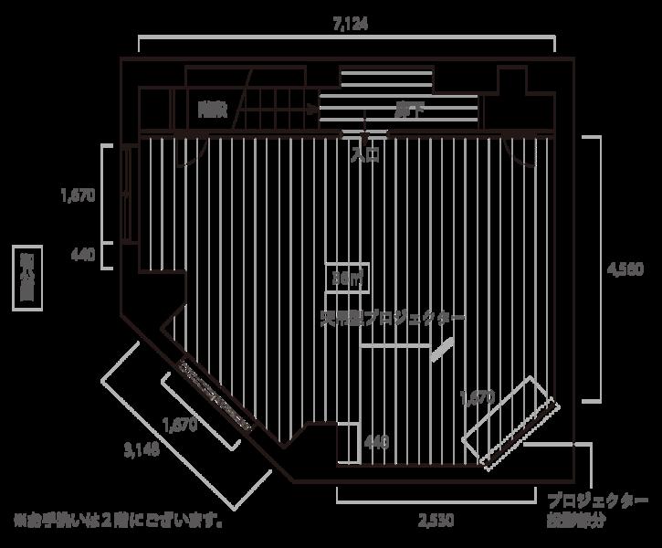【大阪・本町】「ハローライフ」緑豊かな公園に隣接する建物の3階。イベント/セミナー/会議/展示会/撮影…さまざまな用途に利用可。1階には日本茶スタンドも併設。