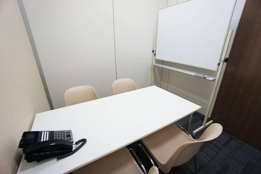 【9時間パックプラン】名古屋会議室 プライムセントラルタワー名古屋駅前店 第8会議室(最大収容4名)【無料Wi-Fi完備・ハイグレードな貸し会議室】