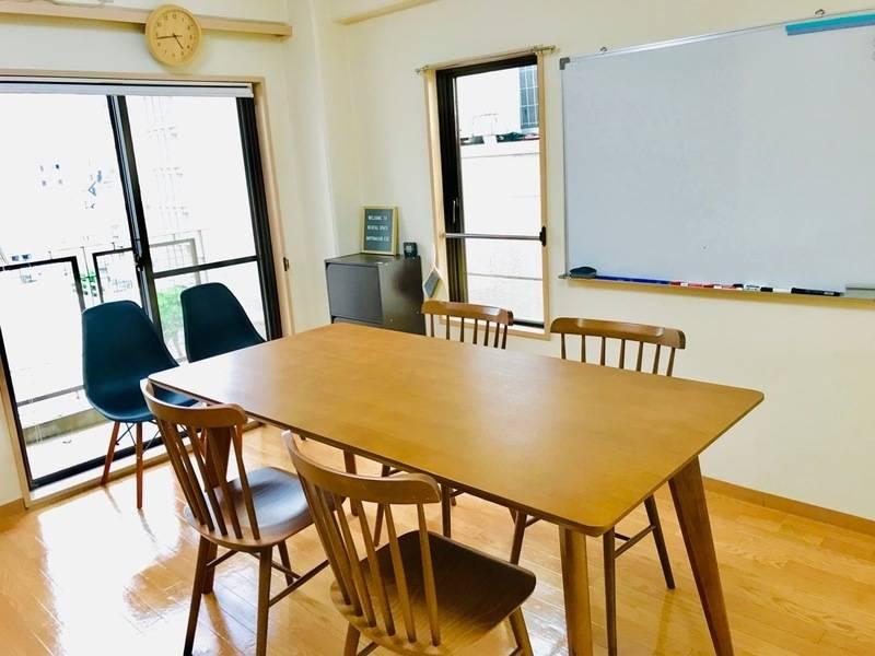 【MeetingSpace元町EXE】新規オープン!元町駅3分と好立地♫マンション最上階で日当たり良好◎ゆったりスペース♬会議/教室/セミナーに最適!元町EXE