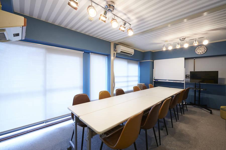 ☆割引中☆会議室っぽくない会議室【SPG道玄坂1】