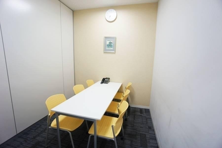 【12時間パックプラン】名古屋会議室 プライムセントラルタワー名古屋駅前店 第13会議室(最大収容6名)【無料Wi-Fi完備・ハイグレードな貸し会議室】