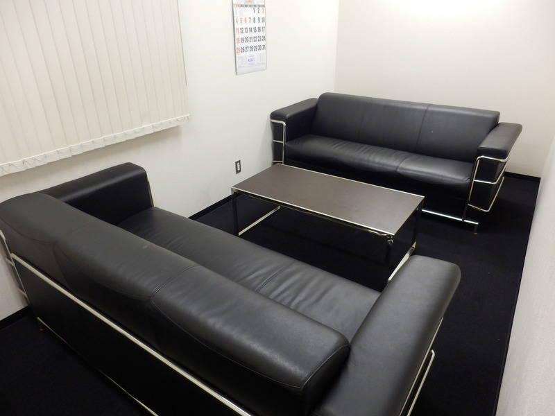 神田第3会議室 貸し会議室 (6名収容) 応接タイプ