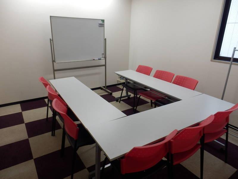 神田 第2会議室 貸し会議室 (9名収容)