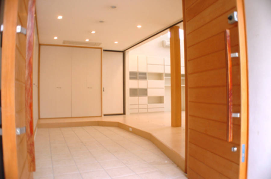 スタジオカサブランカ 地下 人気番組等で利用されている多目的に利用できる一軒家