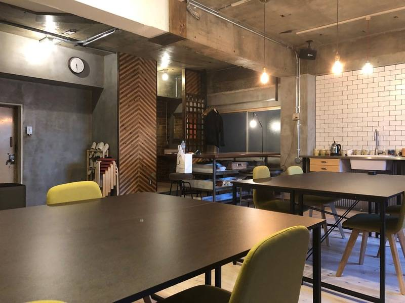 【浅草駅より徒歩2分】キッチン付きイベントスペース「シェアスペース 浅草ハコバナ」(20名まで可能)