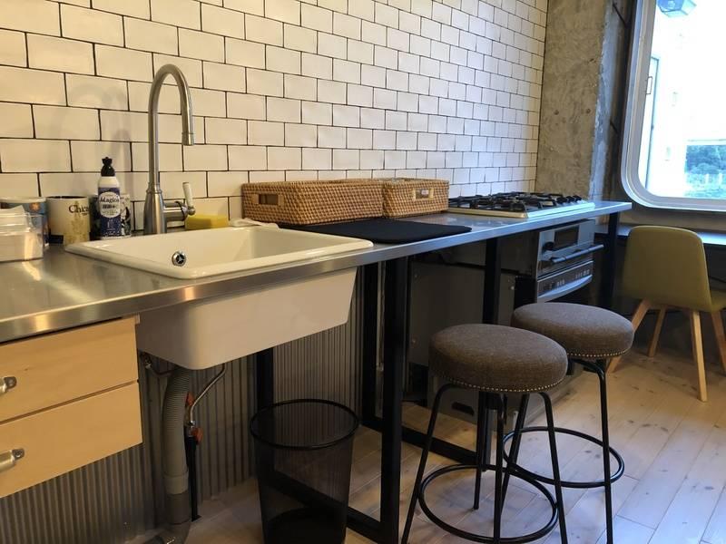 【浅草駅より徒歩2分】キッチン付きイベントスペース「浅草コワーキングハコバナ」