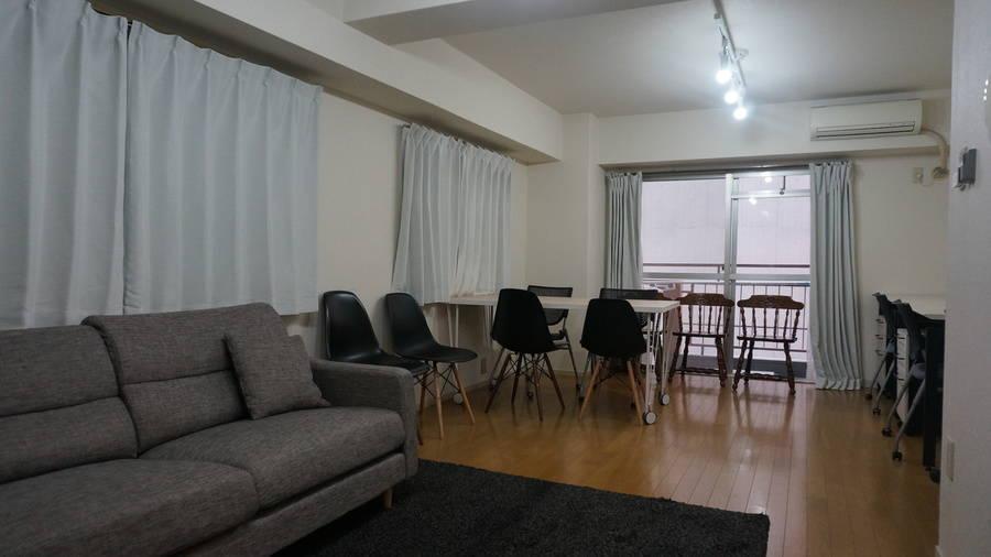 渋谷駅5分30平米:スモールオフィス、少人数ミーティング、朝活に最適