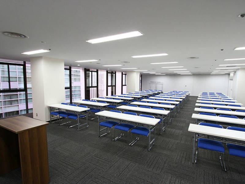 【銀座・有楽町】駅直結!綺麗な会議室room A【メルサGinza2内】の写真