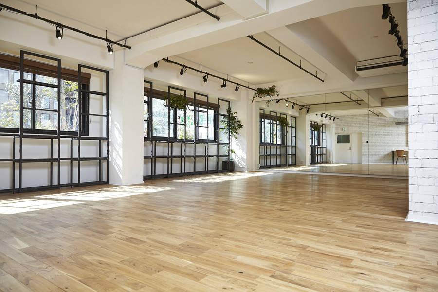 三越前30秒!レンタルスペース/ダンススタジオ studio RADAの写真
