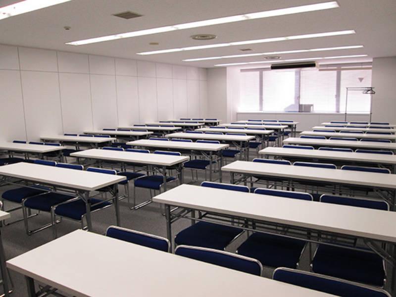 【田町・三田】駅近・お弁当手配可能「田町」会議室D(72席)