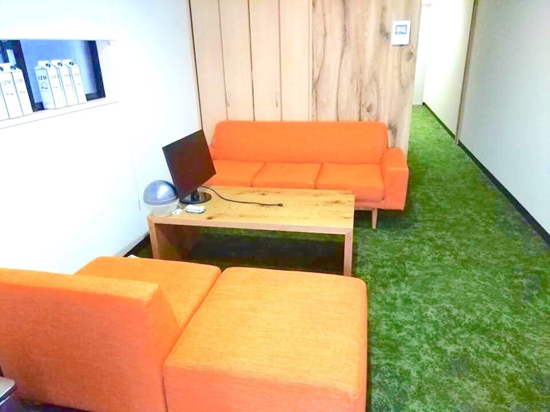 JR浜松町駅/地下鉄大門駅より徒歩4分!好立地の完全個室の会議室