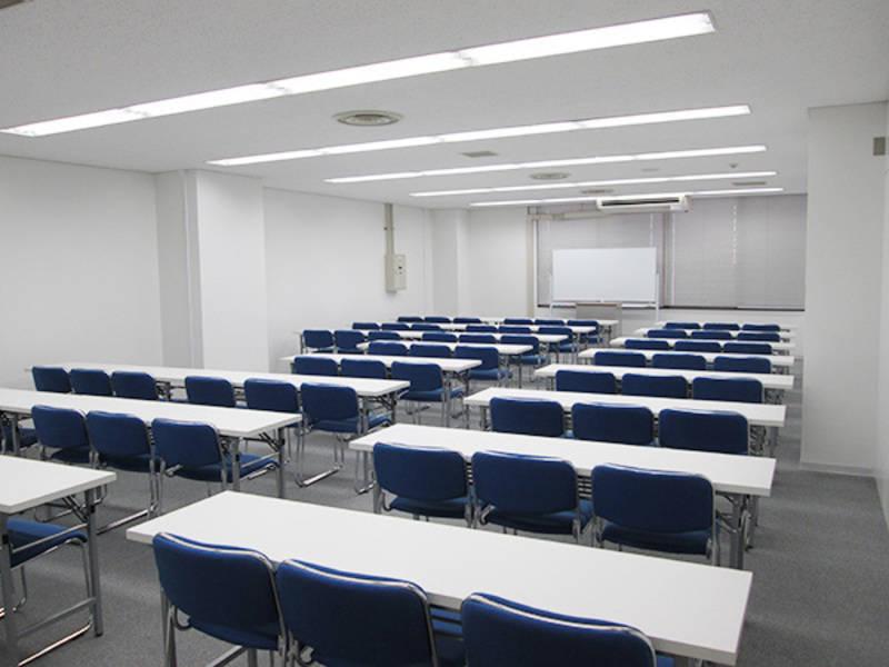 【田町・三田】駅近・お弁当手配可能「田町」会議室F(70席)の写真