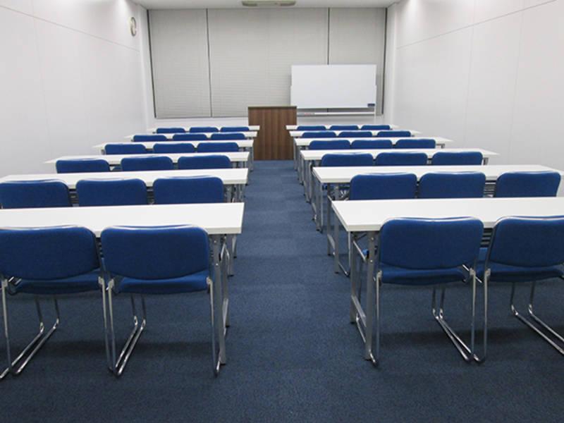 【田町・三田】駅近・お弁当手配可能「田町」会議室J(36席)