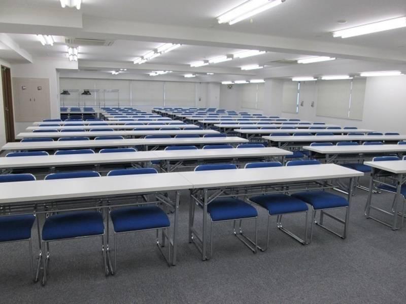【飯田橋・神楽坂】コンシェルジュ常駐「飯田橋」会議室A(138席)の写真