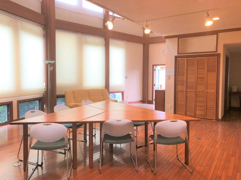 【熊本県大津町】オフサイトミーティング、会議・研修、交流会、ヨガレッスンなどに!