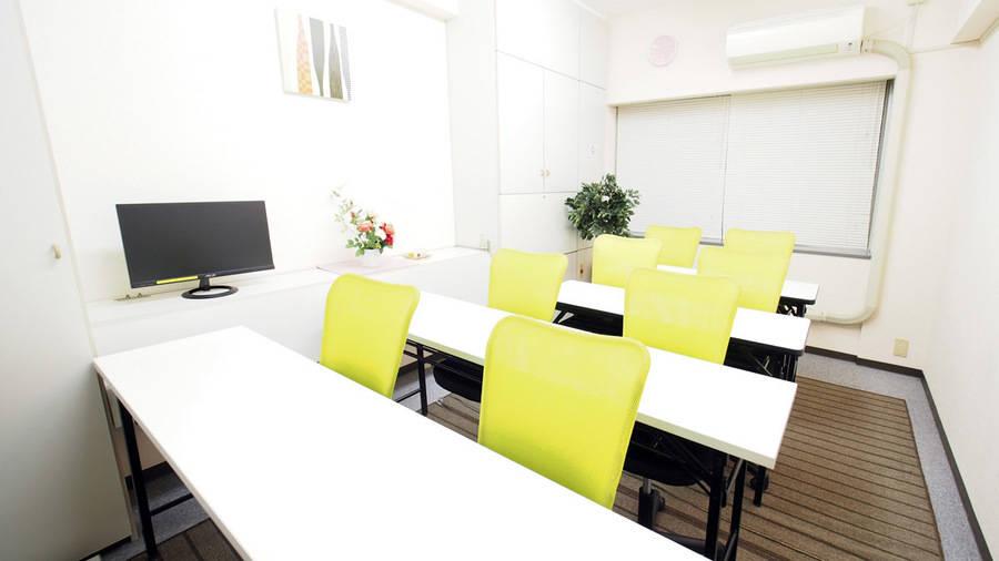 【B】新宿駅近 格安 完全個室 貸し会議室