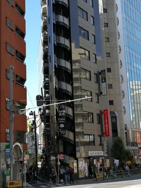 アクセス抜群の新宿駅徒歩2分物件